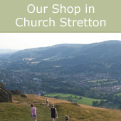 Church Stretton Shop - Rainbows End